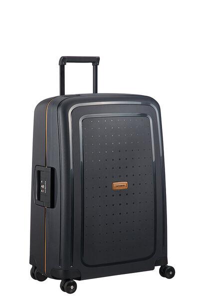 S'cure Eco Nelipyöräinen matkalaukku 69cm