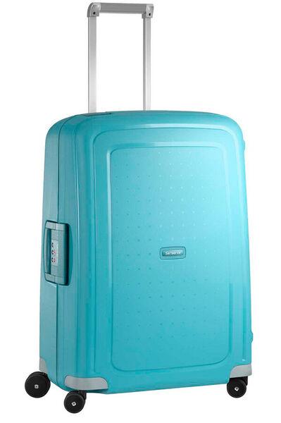 S'Cure Nelipyöräinen laukku (Spinner) 69cm Aqua Blue