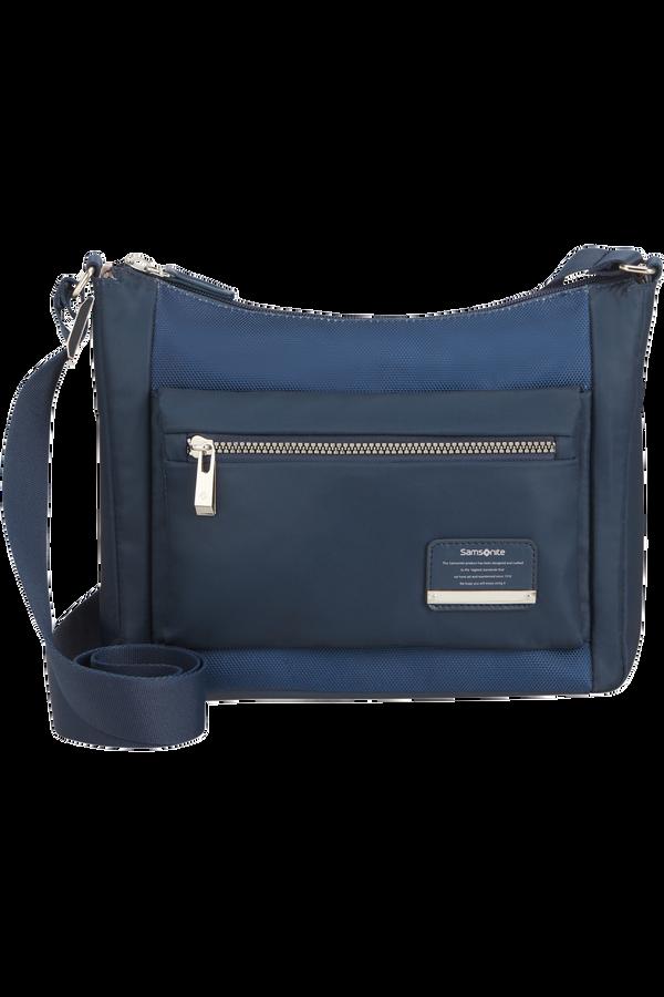 Samsonite Openroad Chic Shoulder Bag + 1 Pkt S  Midnight Blue