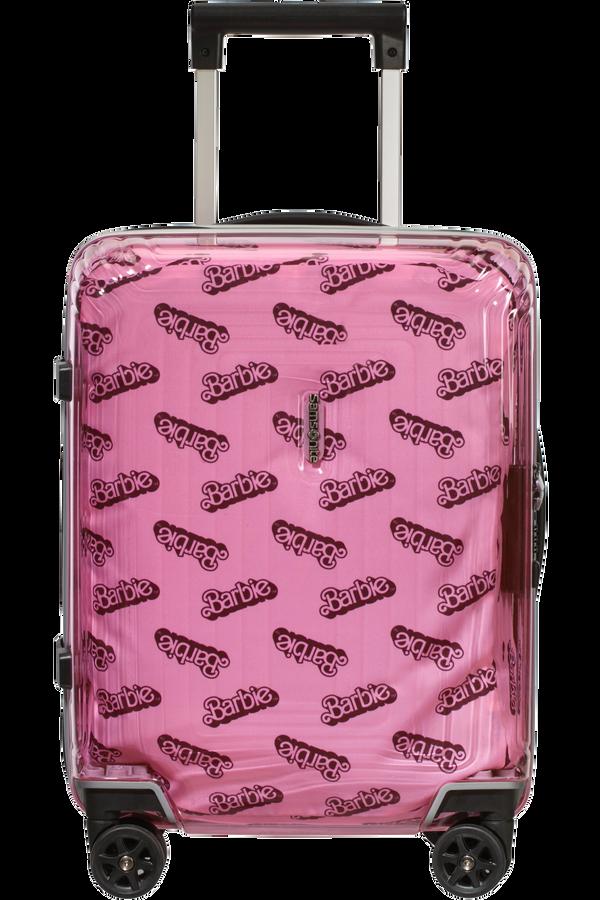 Samsonite Neopulse Barbie Spinner Barbie 45cm Barbie Transparent Pink
