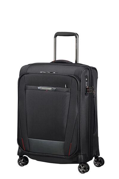 Pro-Dlx 5 Nelipyöräinen laajennettava matkalaukku 55cm