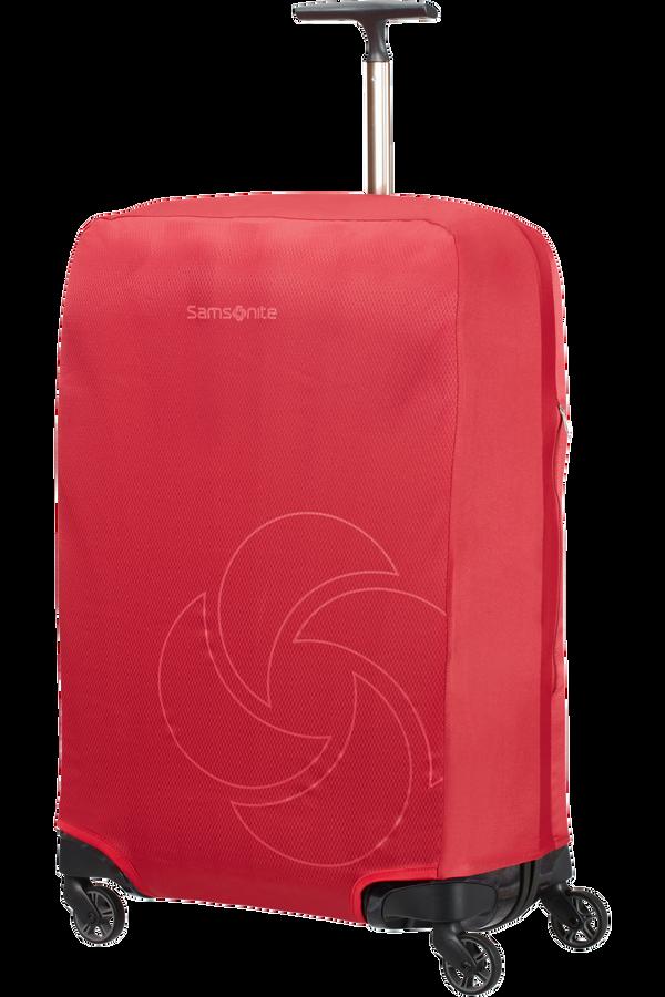 Samsonite Global Ta Foldable Luggage Cover M Red