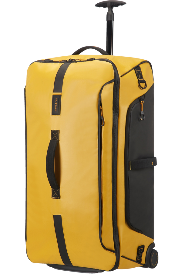 Samsonite Paradiver Light Duffle with Wheels 79cm Yellow