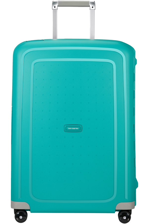 Samsonite S'Cure Spinner 69cm Aqua Blue