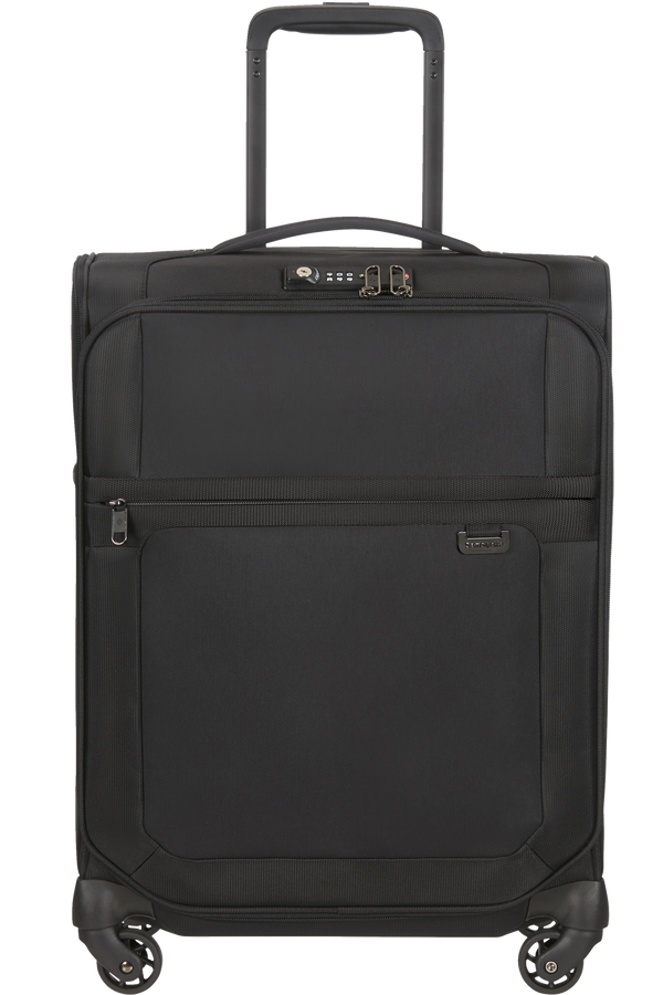 Samsonite Uplite Spinner Expandable-S2910 55cm  Black