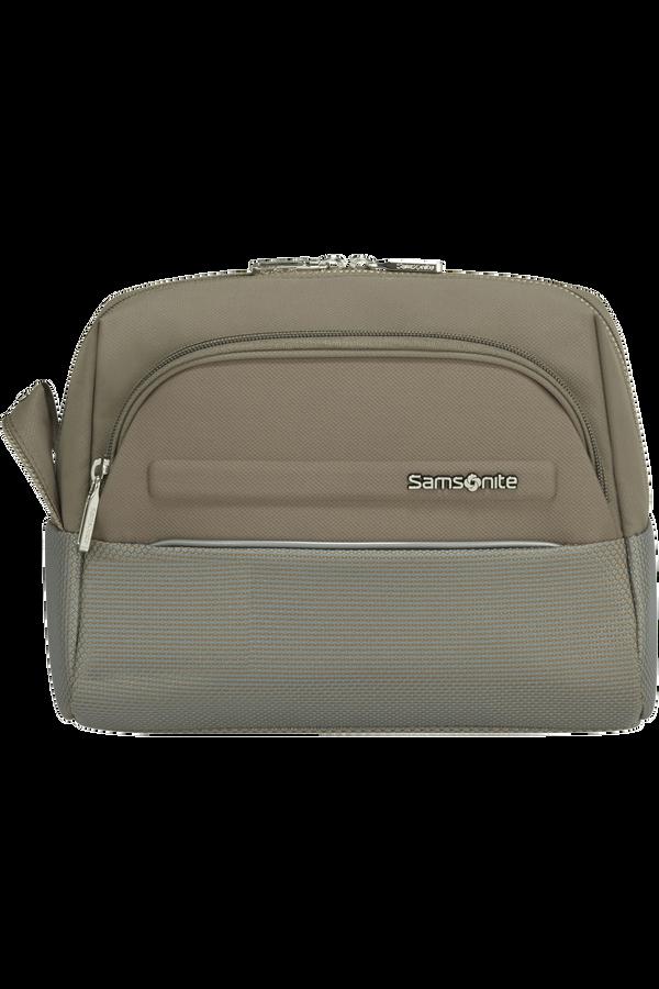 Samsonite B-Lite Icon Toilet Kit  Dark Sand