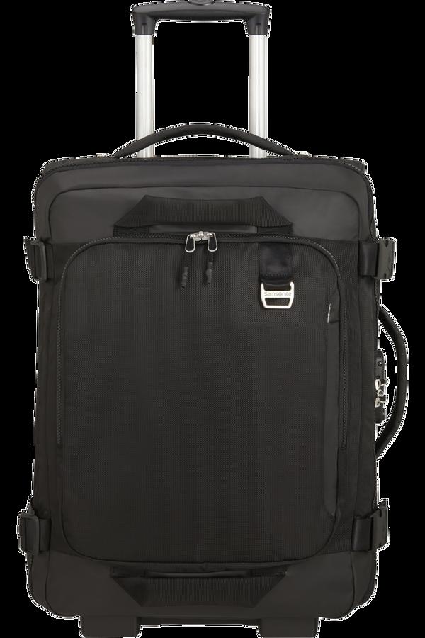 Samsonite Midtown Duffle/Backpack with wheels 55cm  Black