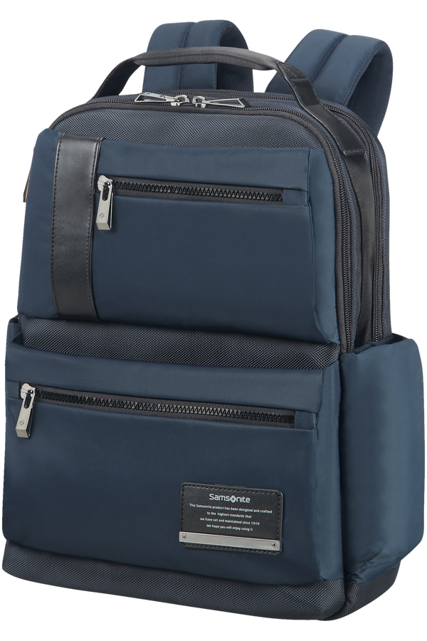 Samsonite Openroad Laptop Backpack  35.8cm/14.1inch Space Blue