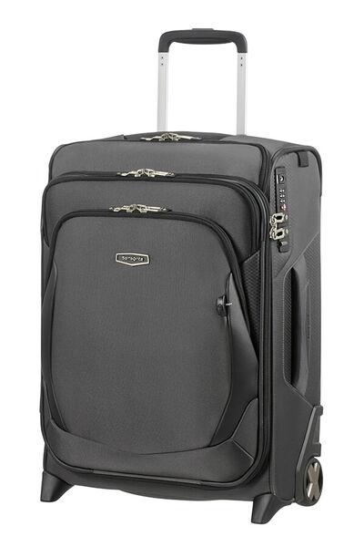 X'blade 4.0 Kaksipyöräinen matkalaukku päälitaskulla 55cm