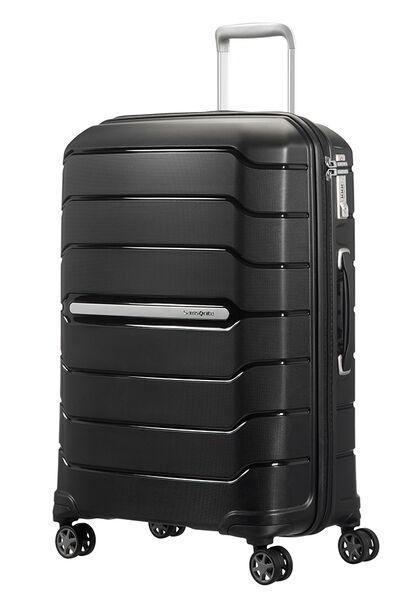 Flux Nelipyöräinen laajennettava matkalaukku 68cm