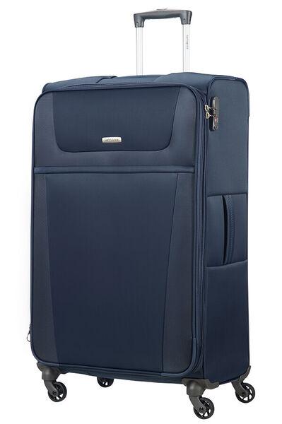 Allegio Nelipyöräinen laajennettava matkalaukku L