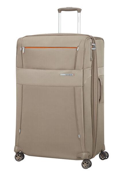 Duopack Nelipyöräinen laajennettava matkalaukku 78cm