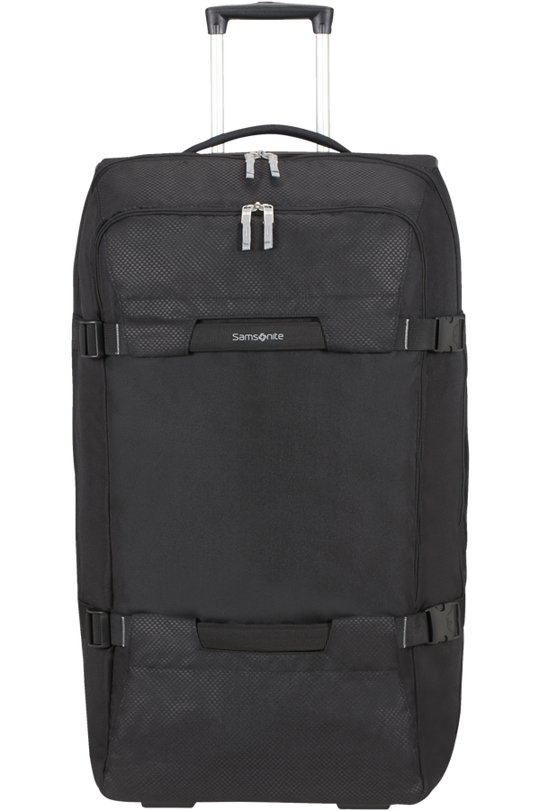 Samsonite Sonora Duffle with wheels 82cm  Black