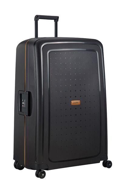 S'cure Eco Nelipyöräinen matkalaukku 81cm