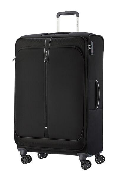 Popsoda Nelipyöräinen laajennettava matkalaukku 78cm