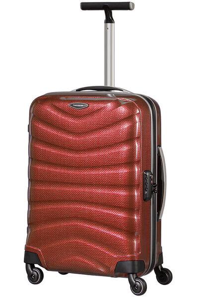 Firelite Nelipyöräinen laukku (Spinner) 55cm Dark red