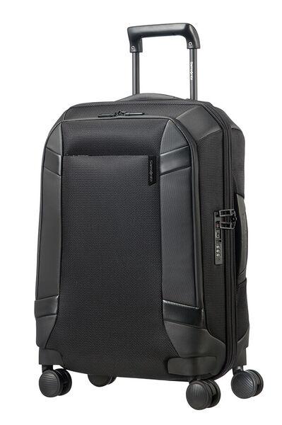 X-Rise Nelipyöräinen laajennettava matkalaukku 56cm