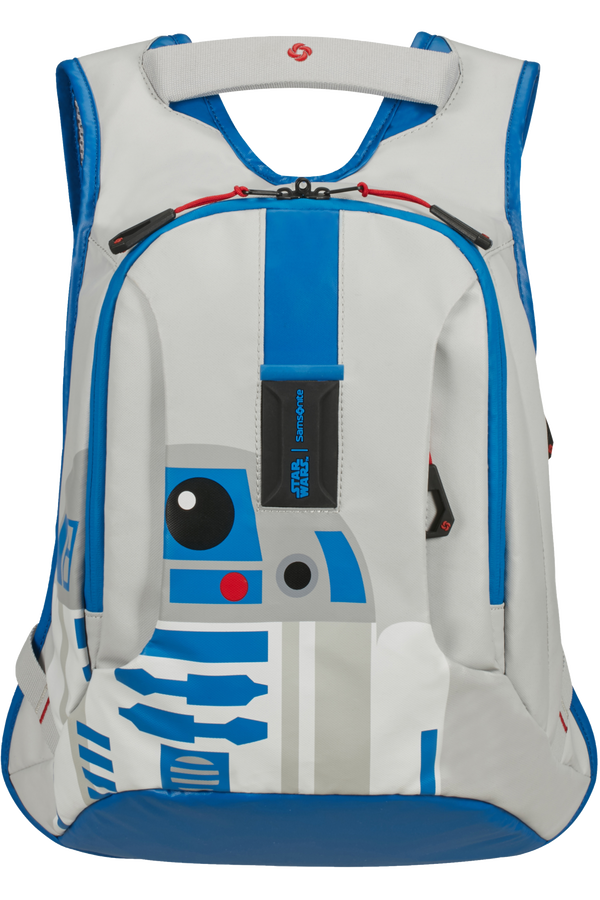 Samsonite Paradiver L Star Wars Backpack Star Wars S  R2d2 Blue