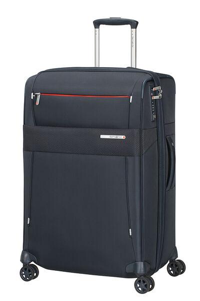 Duopack Nelipyöräinen laajennettava matkalaukku 67cm