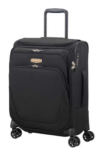 Spark Sng Eco Nelipyöräinen matkalaukku päälitaskulla 55cm