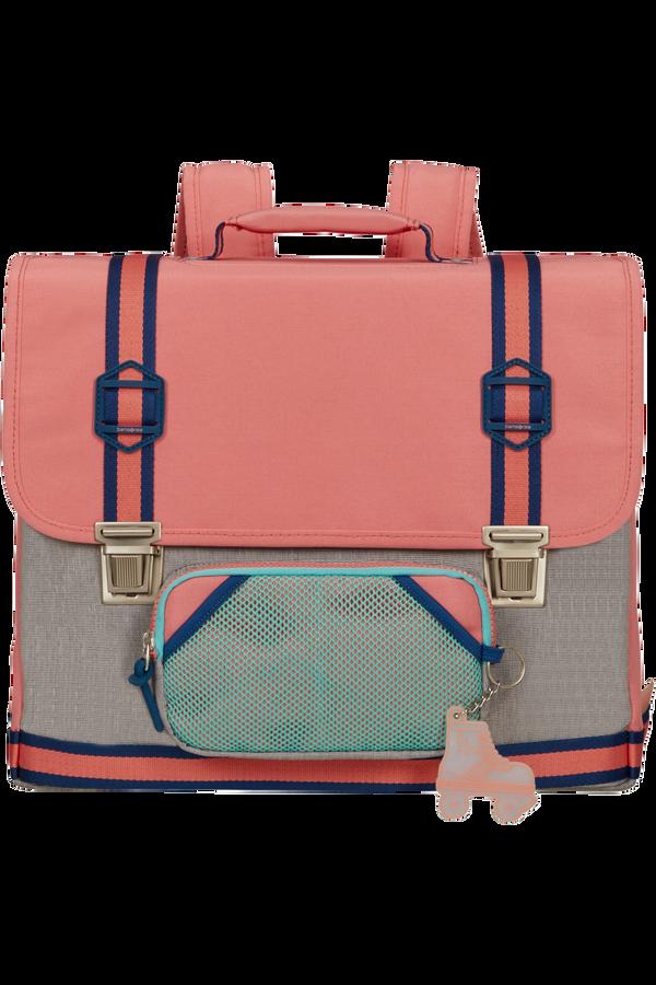 Samsonite Sam School Spirit School Bag M  Bubble Gum Pink