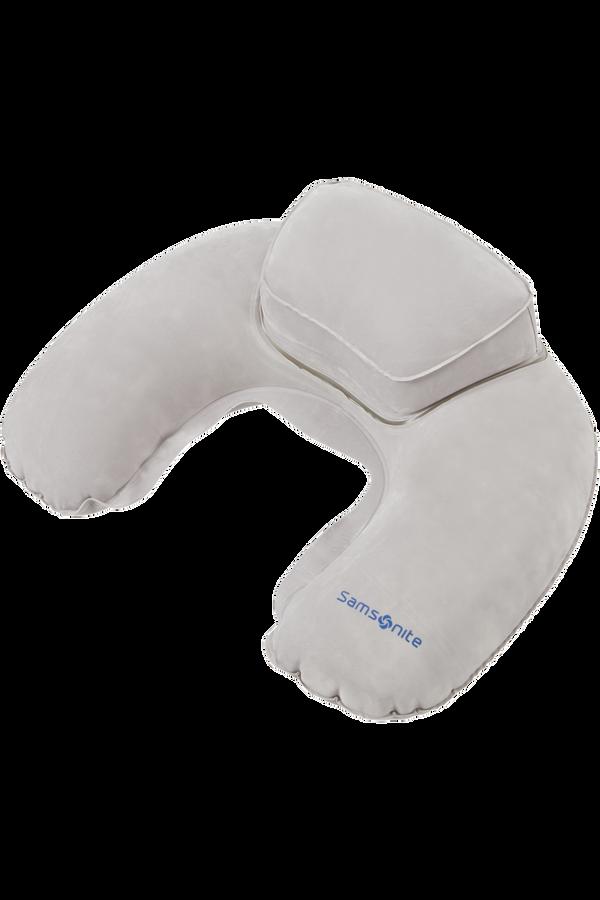 Samsonite Global Ta Double Comfort Pillow Graphite