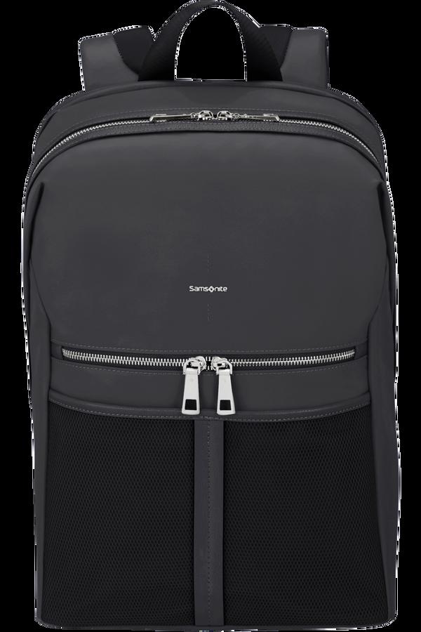 Samsonite Activ-Eight Zippered Backpack 15.6'  Black