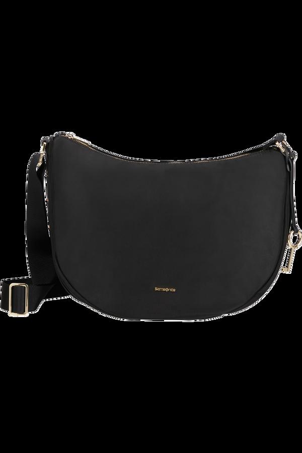 Samsonite Skyler Pro Hobo Bag M  Black