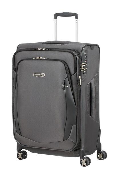 X'blade 4.0 Nelipyöräinen laajennettava matkalaukku 63cm