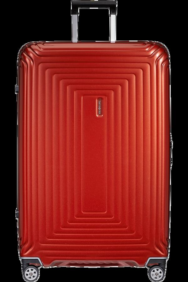 Samsonite Neopulse Spinner 81cm  Metallic Intense Red