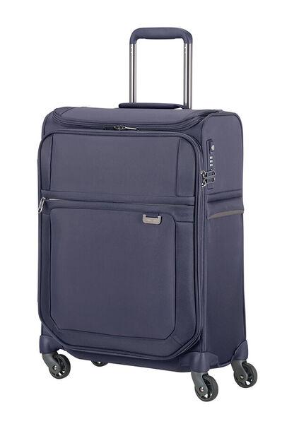 Uplite Nelipyöräinen laukku päälitaskulla 55cm