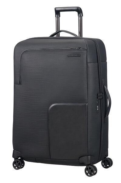 Memphis Nelipyöräinen laukku (Spinner) 67cm Black