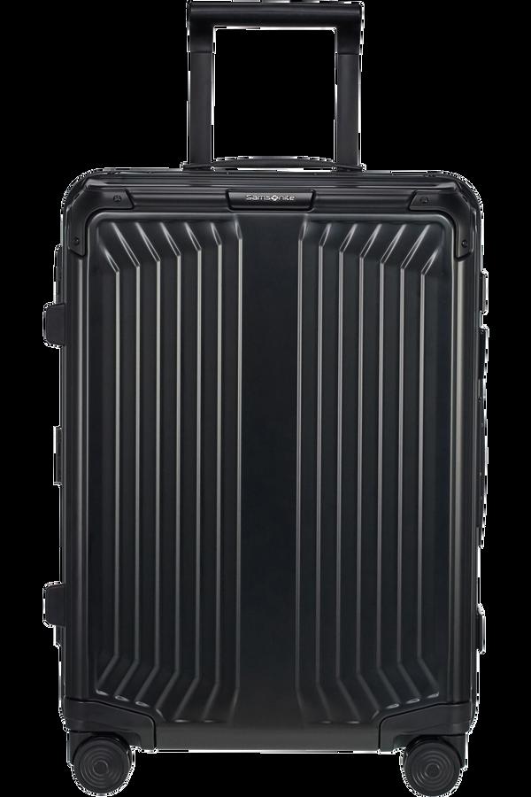 Samsonite Lite-Box Alu Spinner 55cm  Black