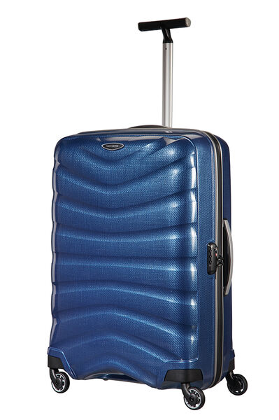 Firelite Nelipyöräinen laukku (Spinner) 75cm Dark Blue