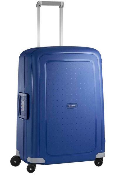S'Cure Nelipyöräinen laukku (Spinner) 69cm Dark Blue
