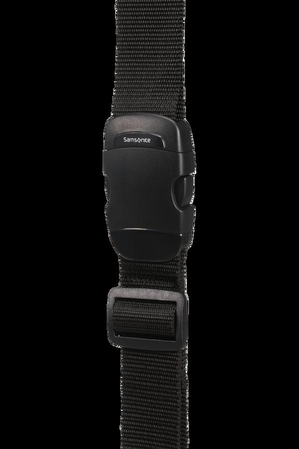 Samsonite Global Ta Luggage Strap 38mm Black