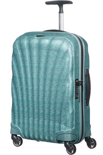 Cosmolite Nelipyöräinen laukku (Spinner) 55cm Lace Ice Blue