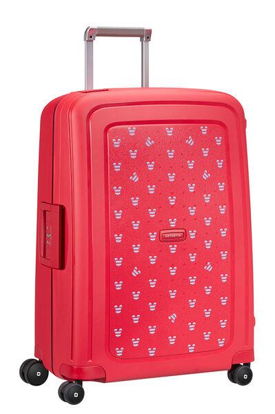 S'cure Disney Nelipyöräinen matkalaukku 69cm