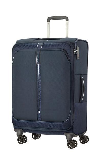 Popsoda Nelipyöräinen laajennettava matkalaukku 66cm