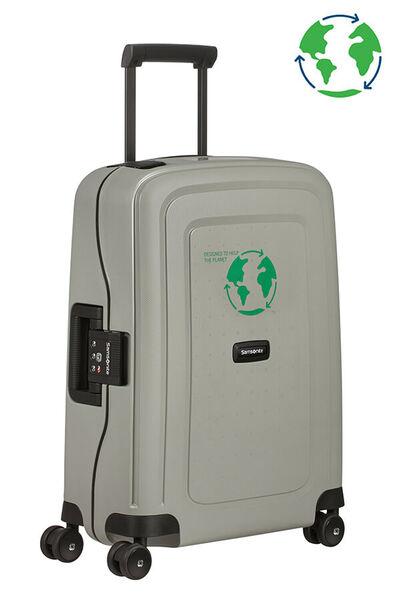 S'Cure Eco Earth Nelipyöräinen matkalaukku 55cm
