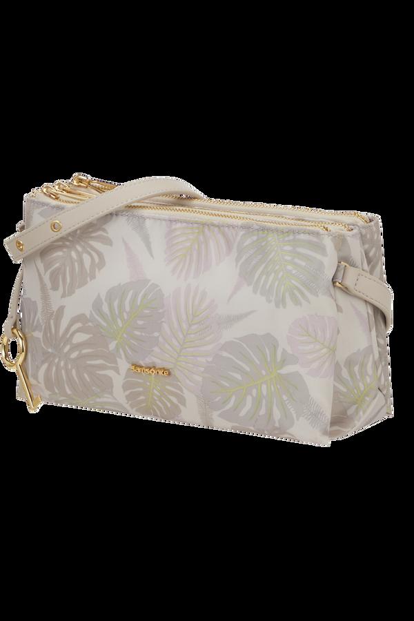 Samsonite Skyler Pro H. Shoulder Bag 3 Comp. Print S  Tropical Print