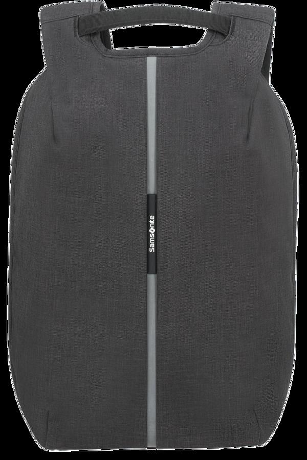 Samsonite Securipak Laptop Backpack 15.6'  Black Steel