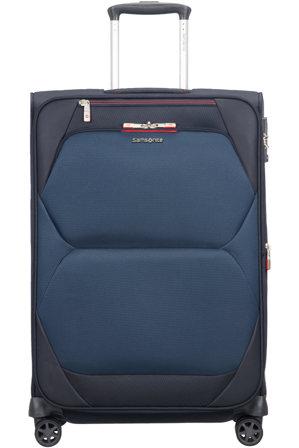 Samsonite Dynamore Spinner Expandable 67cm  Blue