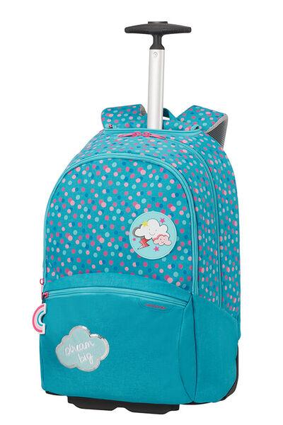 Color Funtime Pyörällinen koululaukku