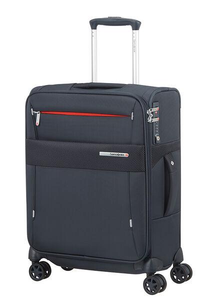 Duopack Nelipyöräinen laajennettava matkalaukku 55cm