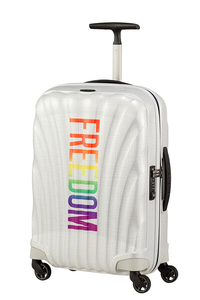 Cosmolite Nelipyöräinen matkalaukku 55cm