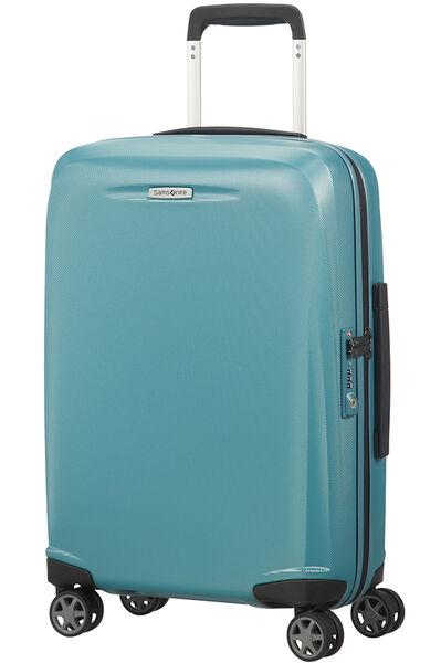 Starfire Nelipyöräinen laukku (Spinner) 55cm Ice Blue