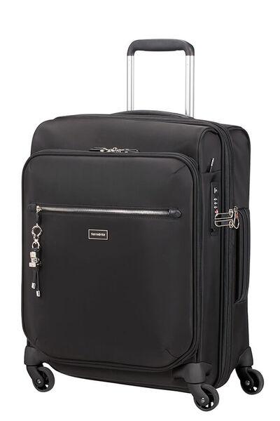 Karissa Biz Nelipyöräinen laajennettava matkalaukku 55cm