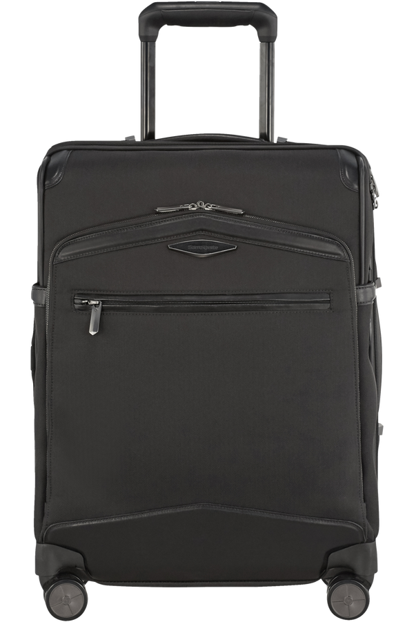 Samsonite Selar Spinner Expandable USB 55cm  Black