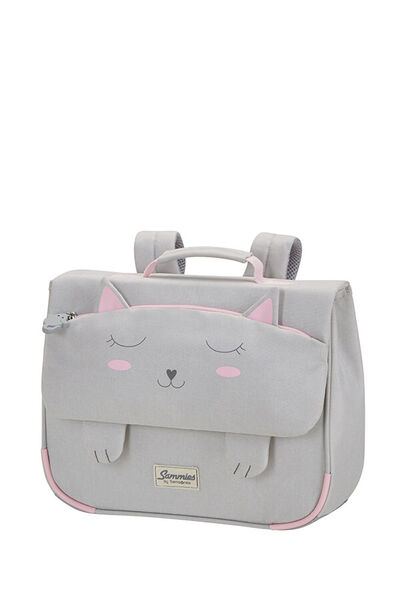 Happy Sammies Koululaukku S Kitty Cat